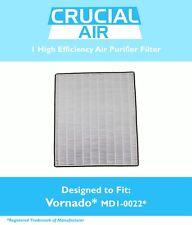 Vornado MD1-0022 Air Purifier Filter Fits AC300, AC500, PCO200, PCO300 & PCO500