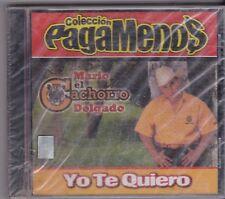 Mario El Cachorro Delgado Yo Te Quiero  CD New
