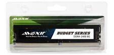 AVEXIR RAM DDR4 8GB 2666 MHz  BUDGET SERIES