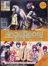 ANGEL BEATS! VOL. 1-13 END JAPANESE ANIME DVD BOXSET ENG SUB