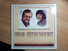 """12"""" LP-Herbert henggl, Stephanie domani-Wolf-NUOVE DIMENSIONI (12) Song"""