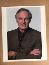 Alan Alda Autographed 8x10 Handsome Photo with  COA