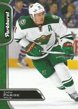 Zach Parise #160 - 2016-17 Parkhurst - Base