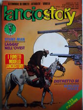 Lanciostory n°35 1980 - Lou Reed  [G.290]