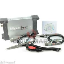 Hantek 6022BE PC-based USB 2CH Digital Oscilloscope 20MHz Bandwidth 48 M Sa/s 1M