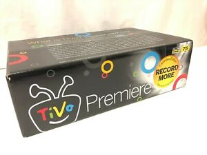 Tivo Premiere Series 4 HDTV DVR 1080p 75 HD Hours HDMI - Mode TCD746500 SEALED