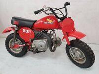 Honda Z50R 1981  Monkey bike Z50M Z50A Z50J