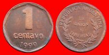 1 CENTAVO 1999 ARGENTINA-22370