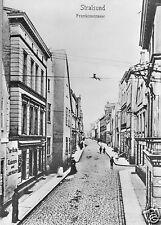 AK, Stralsund, Frankenstr. um 1900, 1980