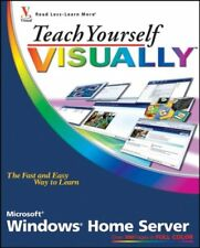 Teach Yourself VISUALLY Windows Home Server (Teach