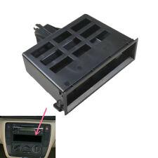Black Dashboard Center Storage Cubby Box For VW Jetta Golf MK4 Bora Passat B5