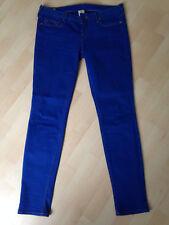 Blitzblaue TRUE RELIGION Jeans, Größe 31