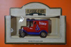 Lledo No 912 - Diecast Model Of A 1920 Model T Ford Van - CHOCO PRINCE