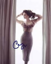 CARLA GUGINO Signed Photo w/ Hologram COA
