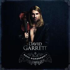 CD*DAVID GARRETT**ROCK SYMPHONIES***NAGELNEU & OVP!!!