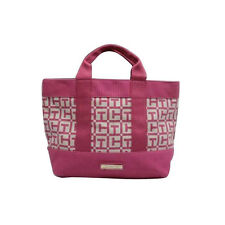 Tommy Hilfiger 6928500 127 Small Tote Pink White Agsbeagle