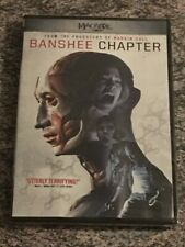 Banshee Chapter (DVD, Katia Winter, Ted Levine) BRAND NEW / FACTORY SEALED