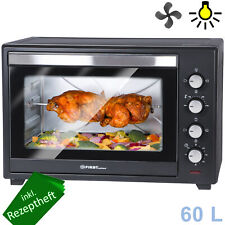 First Austria FA-5047 Mini-Backofen