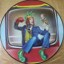 "MINT! Marillion Picture Disc Punch And Judy 12"" pic Prog Rock"