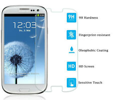 Premium TEMPERED GLASS SCREEN PROTECTOR ANTI SCRATCH FILM For SAMSUNG GALAXY S3