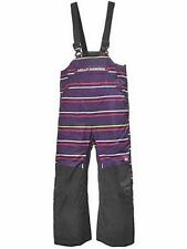 HELLY HANSEN Girls Toddler Kids Ski Bottoms Trousers Salopettes Age 2-3yr