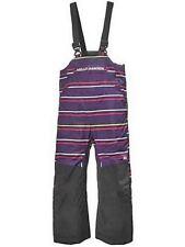 HELLY HANSEN Girls Childrens Kids Ski Bottoms Trousers Salopettes Age 3-4yr