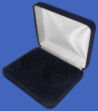 Guardhouse Velvet Display Box for 2 Large Coin Capsules