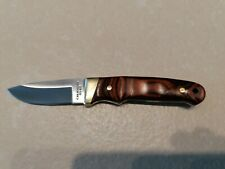C. Jul. Herbertz Messer Vintage Lederscheide Jagdmesser Survival Outdoor