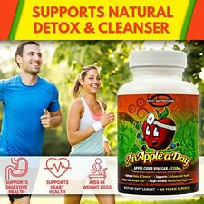 Apple Cider Vinegar Capsules– ACV, ACV Capsules, Apple Cider Vinegar,  ACV Pills