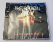 BLOOD ISLAND RAIDERS For the Sake of Clarity CD 2003 • Rare • NEW & SEALED