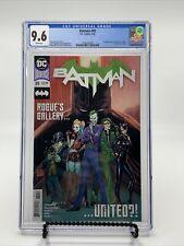 Batman 89 CGC 9.6 1st Cameo Punchline