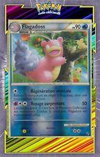 🌈Flagadoss Reverse - HS04:Indomptable - 38/90 - Carte Pokemon Neuve Française