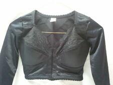 New Ardyss Arm Shaper Arm Slimmer Cami Shirt Bra Body Top size 32D  Black