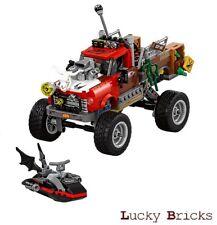 THE LEGO® BATMAN MOVIE - Truck aus 70907 Killer Crocs Truck - OHNE FIGUREN 2017