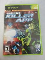 Tron 2.0: Killer App (Microsoft Xbox, 2004) Free Fast Shipping