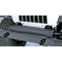 Front  Frame Cover Jeep TJ Wrangler 1997-2006 Body Armor 11650.10 Rugged Ridge