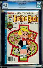 Richie Rich #184 Harvey CGC 9.6 Nov-79 – Harvey Characters