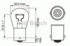 Bosch Camión/LT P21W 24V Ba15S - 1987302501 comercio PK