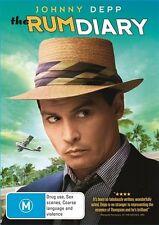 The Rum Diary (DVD, 2011) Johnny Depp, Giovanni Ribisi, Aaron Eckhart