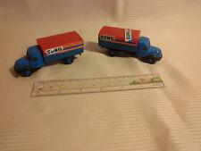 LKW Modell Werbetruck Sammlerstück Sunil Waschmittel zwei Stück