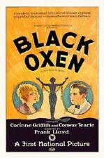 Black Oxen 1923 - Clara Bow Corinne Griffith Frank Lloyd Silent Vintage Film DVD