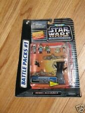 Star Wars Micro Machines Battle Pack (Unopened) Rebel Alliance