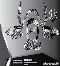 WRAP GRAPHIC KIT FOR SKI-DOO XP MXZ RENEGADE SUMMIT 2008-2013 ELP0098