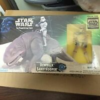 Star Wars DEWBACK & SANDTROOPER