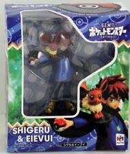 G.E.M. Series Pokemon Shigeru Eevee About 14Cm Pvc Abs-Painted Pvc Figure New