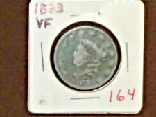 "1833 Large Cent – Matron Head Modified - Grades ""Very Fine�"