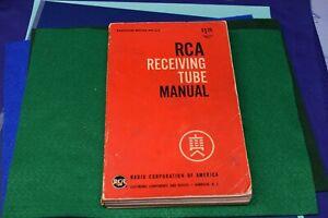 RCA Receiver Vacuum Tube Manual Technical Series RC-22