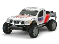 Tamiya 58511 Nissan Titan Racing Truck 2WD DT-02 RC Kit  (CAR WITHOUT ESC)