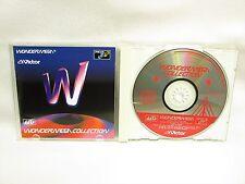 WONDER MEGA COLLECTION Mega CD Sega Victor Japan Game mcd