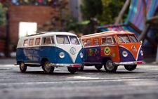 """VW CAMPERVANS A3 CANVAS PRINT POSTER FRAMED 16.5""""x11.1"""""""